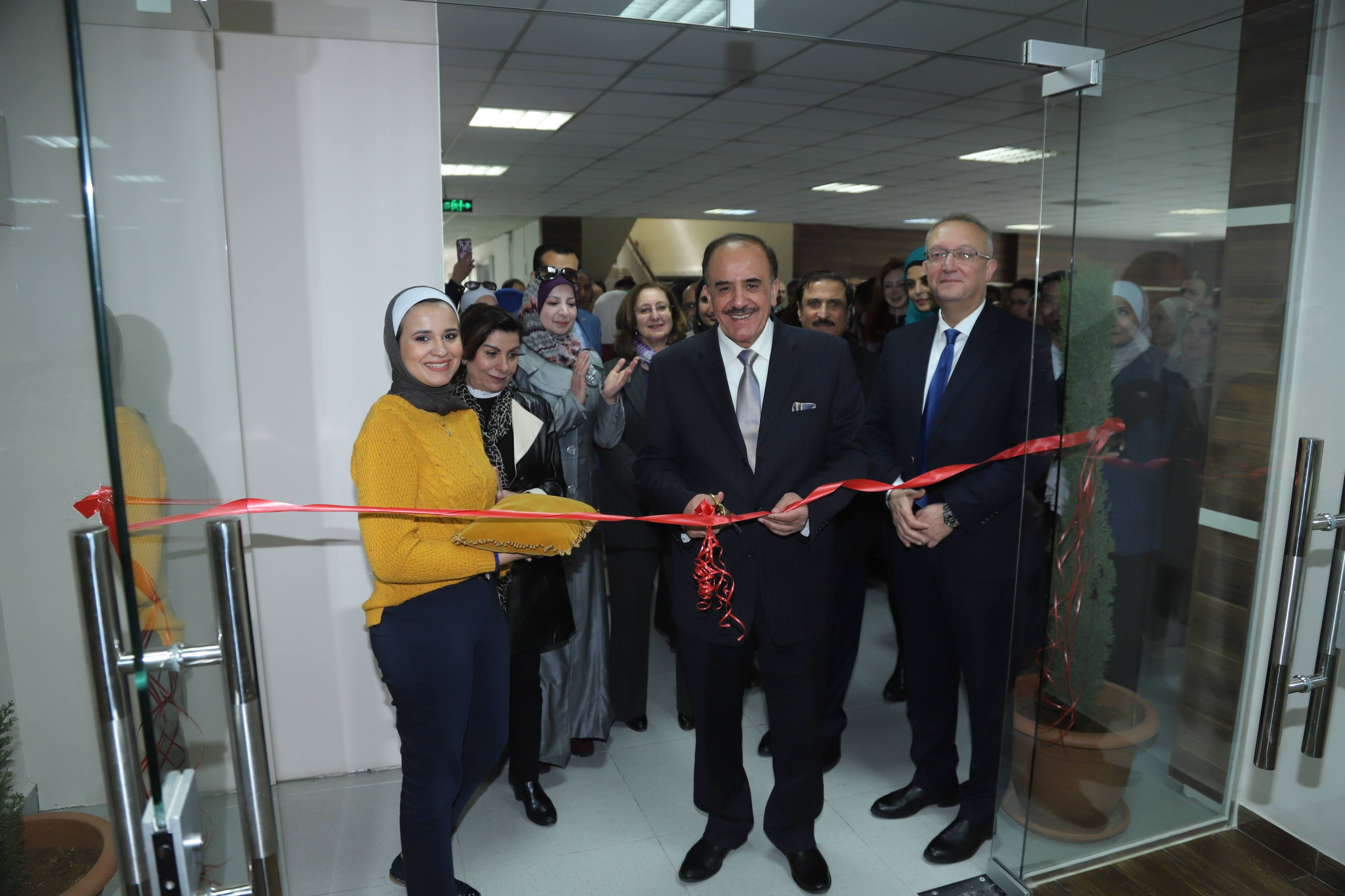 The President of the University of Jordan    :: School of Medicine